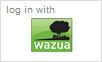 Sign with Wazua